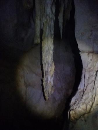 Concepcion, Paraguay: Inside the Santa Caverna