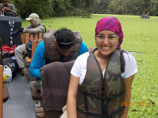 Region Loreto, Peru: all nature