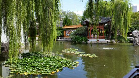 Peace Boat Pavilion - Picture of Chinese Garden of Friendship ...