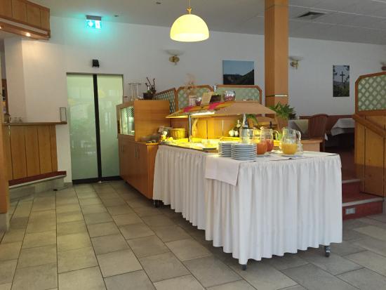 "Kurpark- FLAIR - Hotel ""Im Ilsetal"": Früchstück"