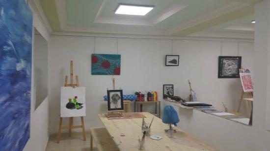 The Little Workshop: Equipé