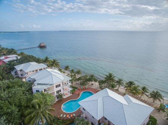 Laru Beya Resort & Villas : aerial