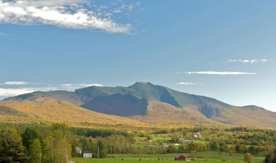 Cambridge, VT: Cant beat that view