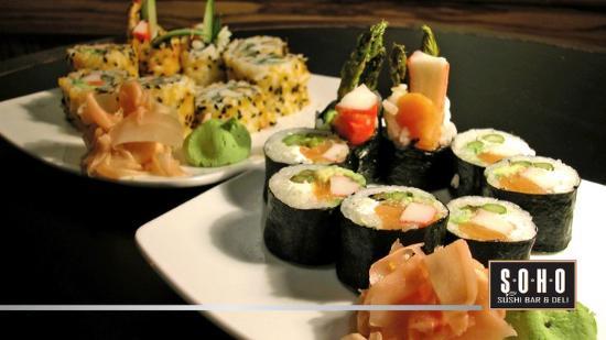 Soho Sushi Bar & Deli