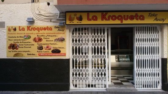 La Kroqueta