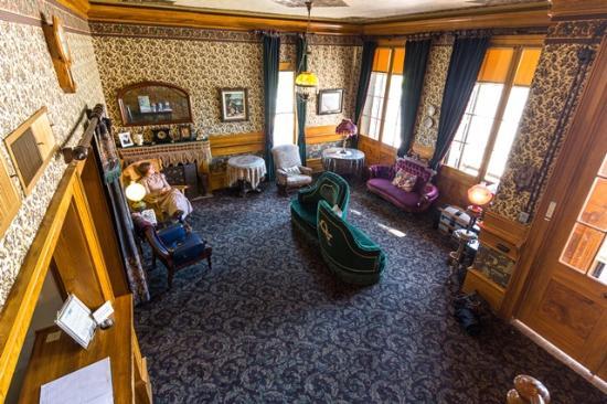 Fallon Hotel: Fallon Parlor