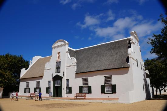 Constantia, Sudáfrica: Bâtiment principal