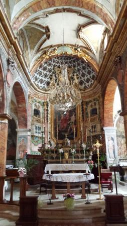 Chiesa di Santo Stefano - Mummie di Ferentillo