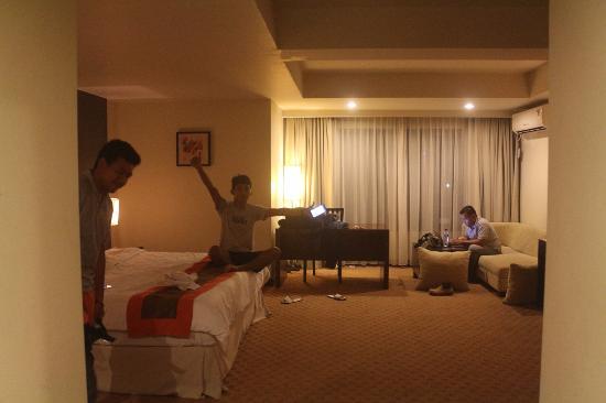 Hotel Horison Sagita Balikpapan: Kamar di Hotel Sagita