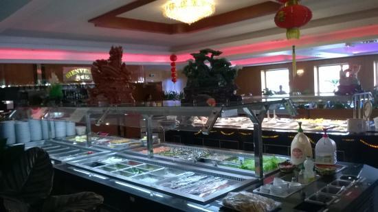 Restaurant Asiatique A Volonte Montelimar