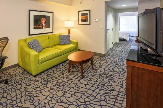 Hilton Garden Inn Louisville Northeast: King Junior Suite