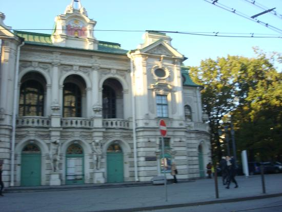 Latvian National Theater Photo