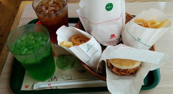 Mos Burger Mihara