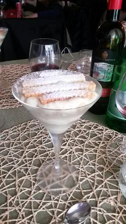 Lo Sparviero: Come sempre ospitalità ineccepibile..ogni piatto eccellente : praticamente il mare nel piatto, p