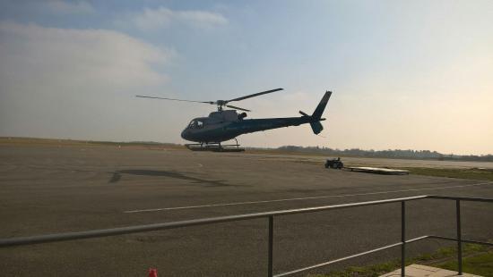 헬리콥터 투어