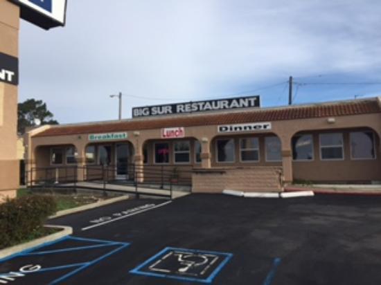 Big Sur Restaurant: Restaurant Photo