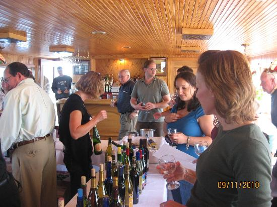 Raquette Lake, estado de Nueva York: Wine Tastings