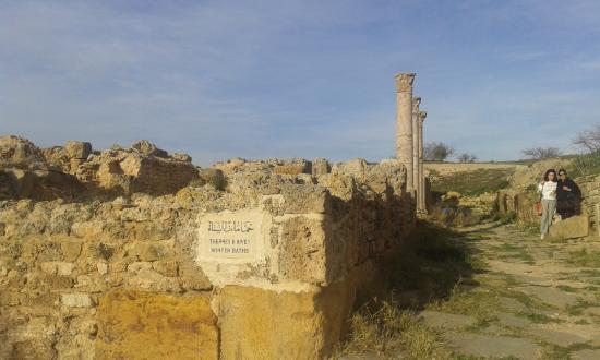 El Fahs, Tunisia: THERMES D'HIVER