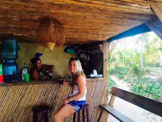 Casa Iguana: bar