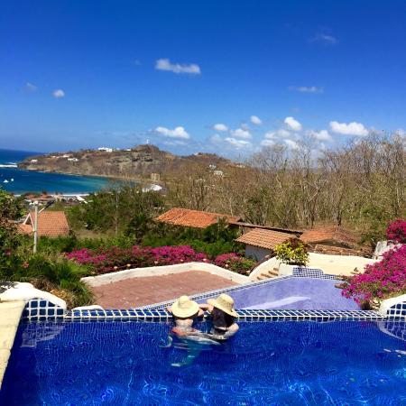 Pelican Eyes Resort and Spa: Pool views