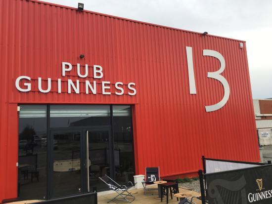 Pub Guinness Mc Arthur