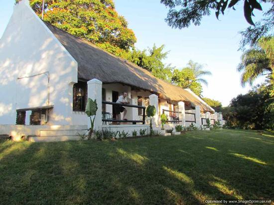 Kiepersol, Sudáfrica: Block of rooms