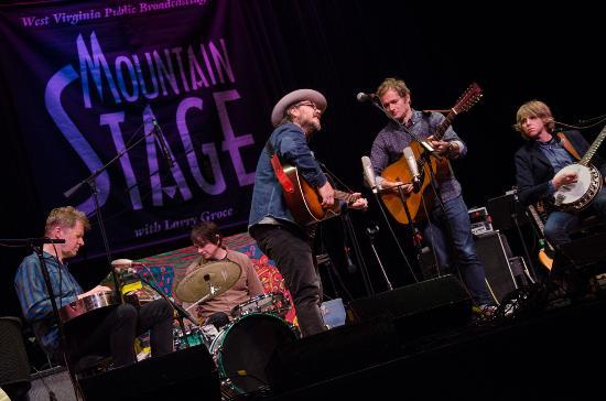 Charleston, WV: Wilco on Mountain Stage 2016