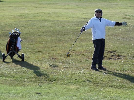 Gabriola Golf Club: Spring golfing on Gabriola
