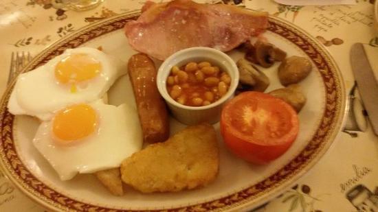 Gordon Hotel: Breakfast