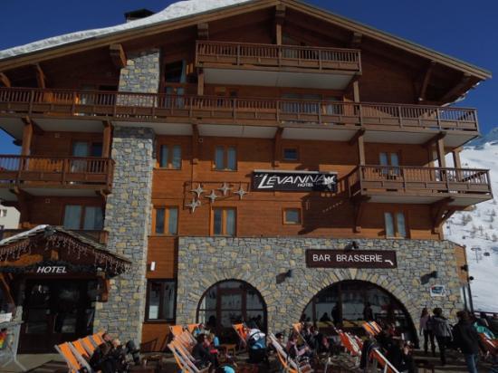 Levanna: Hotel du bonheur