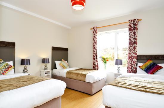 Dingle Harbour Lodge: Bedroom