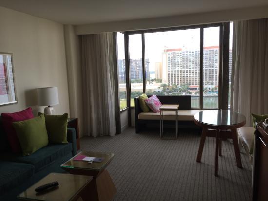 executive suite parlor picture of hyatt regency sarasota rh tripadvisor com