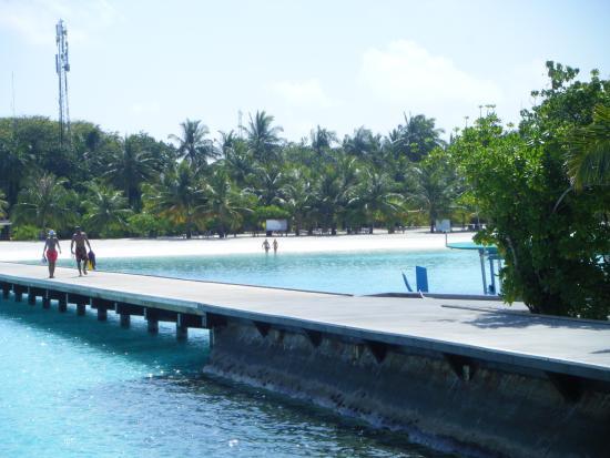 Paradise Island Resort & Spa: dal pontile