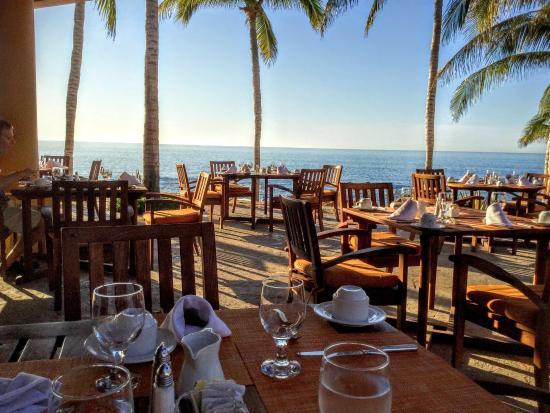 breakfast view from the peninsula restaurant picture of grand rh tripadvisor ca