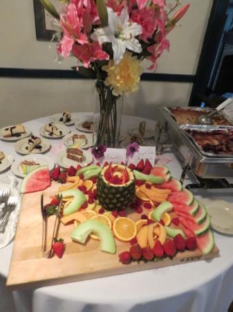 J Huston Tavern: Desserts