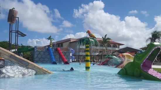 Grand Palladium Imbassai Resort & Spa: Piscina infantil.