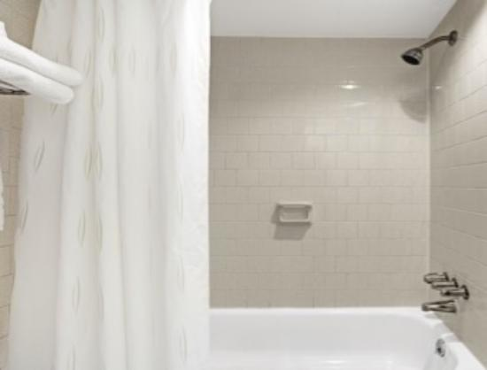 Super 8 Williamsburg/Historic Area : bathtub