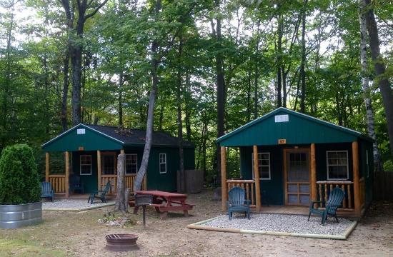 Shelburne, Nueva Hampshire: Cabins 67, 68