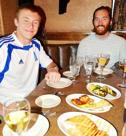 Caspian Cafe Mediterranean: Greek Independence Day at Caspian Cafe