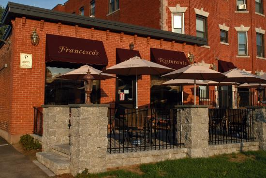 Francesco S Ristorante Hartford Menu Prices Restaurant