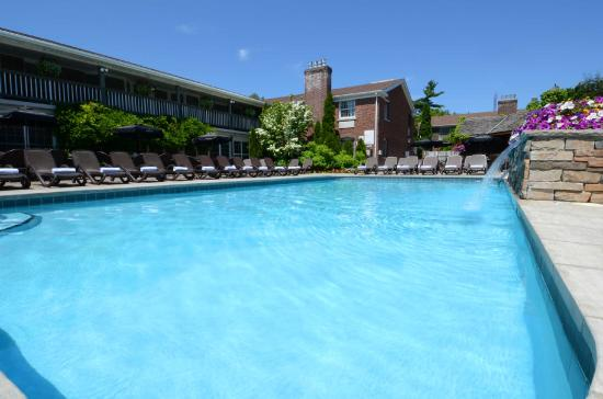 The pillar and post inn spa and conference centre for Garden pool reviews