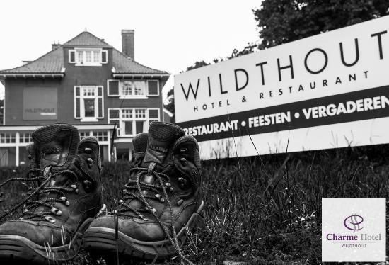 Wildthout Hotel & Restaurant: Wandelen bij Wildthout