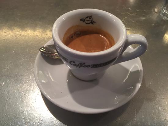 Adriano's Bar & Cafe: Adrianos Espresso