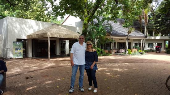 Sabi River Sun Resort Resmi