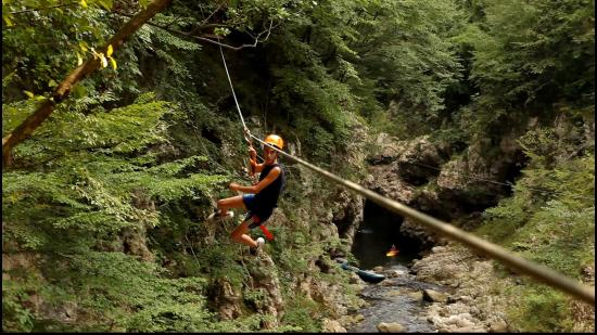 Canyon park parco avventura picture of canyon park - Canyon park parco avventura bagni di lucca lu ...