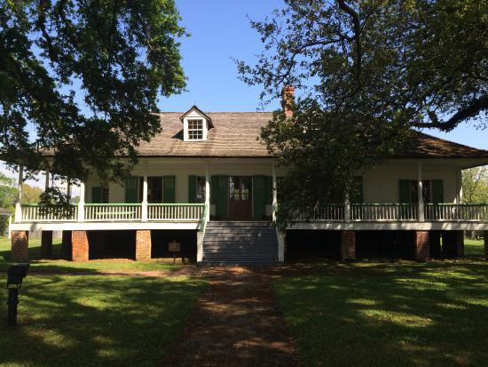 photo2.jpg - Picture of Magnolia Mound Plantation, Baton ...