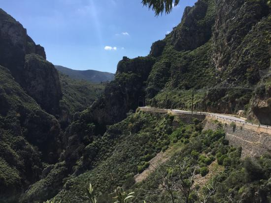 Topolia Gorge