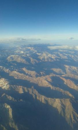 Farellones, Chile: Muito lindas!!