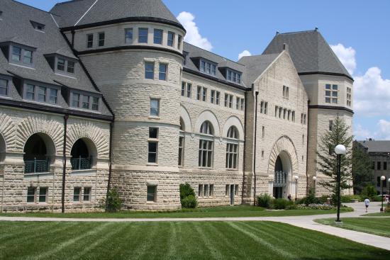 Kansas State University >> Hale Library Kansas State University Campus Manhattan