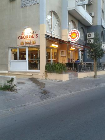 George's Hamburgers